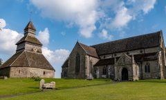 The Norman Church in Pembridge