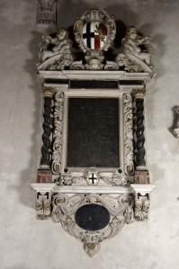 Thomas Trafford's Memorial