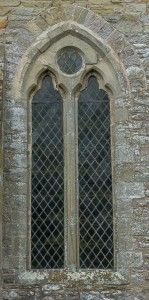 12 Century Window in the Chancel