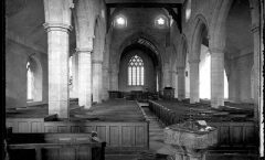Seating in the church